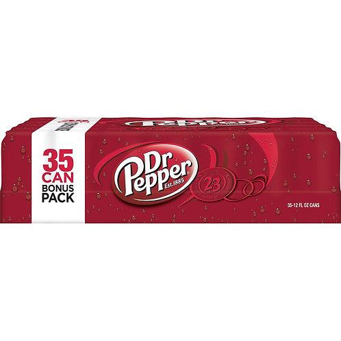 天然優品 - 美國 Dr Pepper 原味汽水 355ml x 35