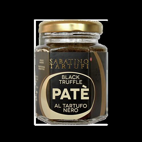 Sabatino - 意大利天然⿊松露PATÉ醬 90g