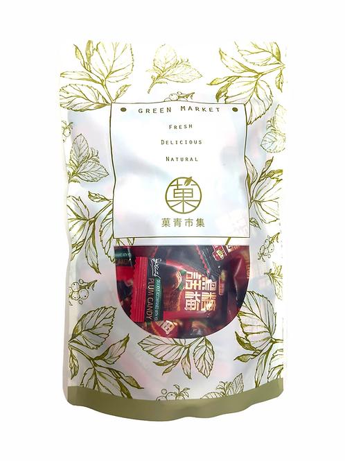 菓青市集黑糖話梅(無核) 300g