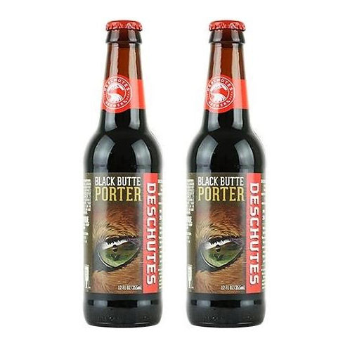 美國 Deschutes - Black Butte Porter 手工啤酒 355ml x2 (5.2% ALC./VOL.)