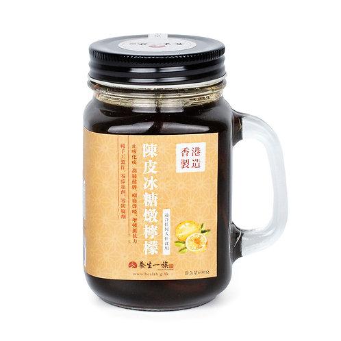 養生一族 - 陳皮冰糖燉檸檬 600g