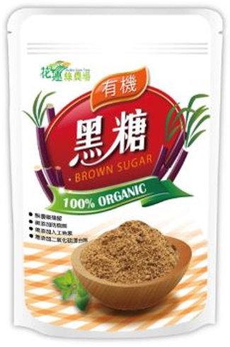 花蓮綠農場 - 100% 有機黑糖 450克