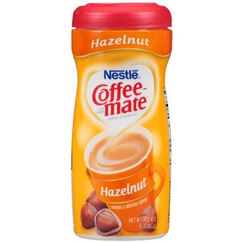 雀巢 - 榛子味咖啡伴侶 (15安士/452.2克)