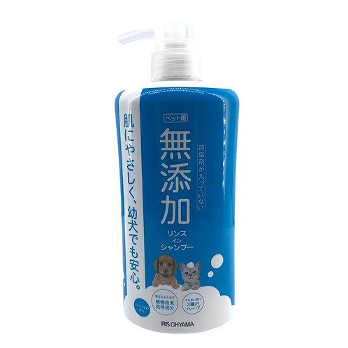 IRIS OHYAMA - 無添加寵物沐浴洗髮清潔液 600ml