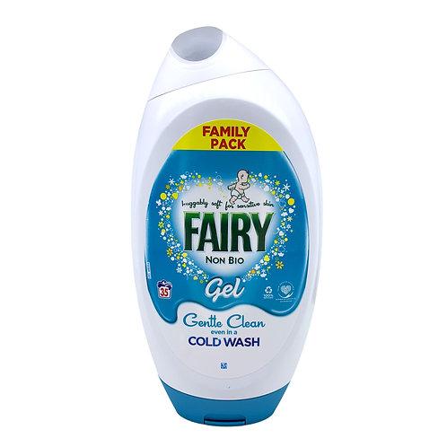 Fairy - 英國非生物敏感肌膚洗衣液 1295ml