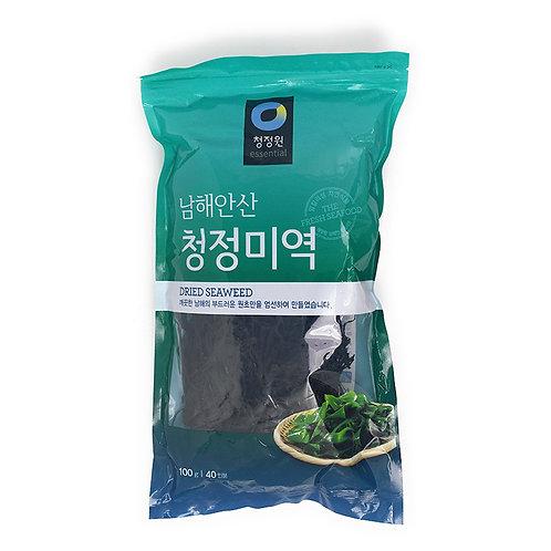 韓國清淨園乾海帶 100g