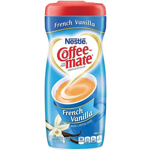 雀巢 - 雲尼拿味咖啡伴侶 15oz / 425.2g