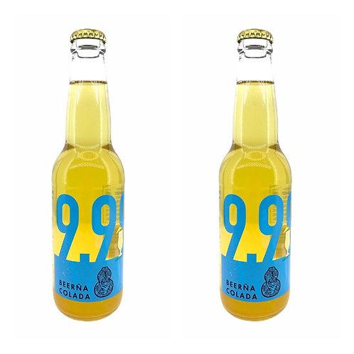 台灣直送手工啤酒 - 臺虎精釀 - 臺虎啤拿可樂達 BEER A COLADA 330ml x 2
