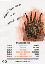 Wildwood Flowers Tour Poster