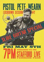 Lockdown Gig Poster #2