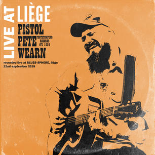 Live At Liege Front Cover