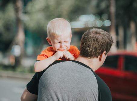 Så hanterar du barnets utbrott  – 5 tips