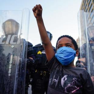 Resisting Police Violence: The Ongoing Racial Pandemic