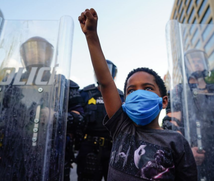 Resisting Police Violence: The Ongoing Racial Pandemic