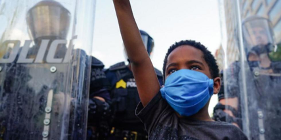 Resisting Police Violence - The Ongoing Racial Pandemic