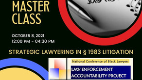 LEAP CLE MASTER CLASS | 10/08/21
