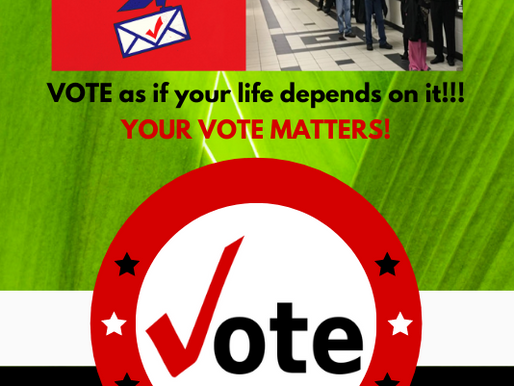 PROTECT YOUR VOTE!