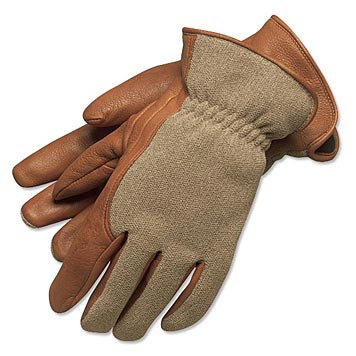 Orvis Deerskin Gloves