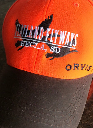 Field Orange Cap
