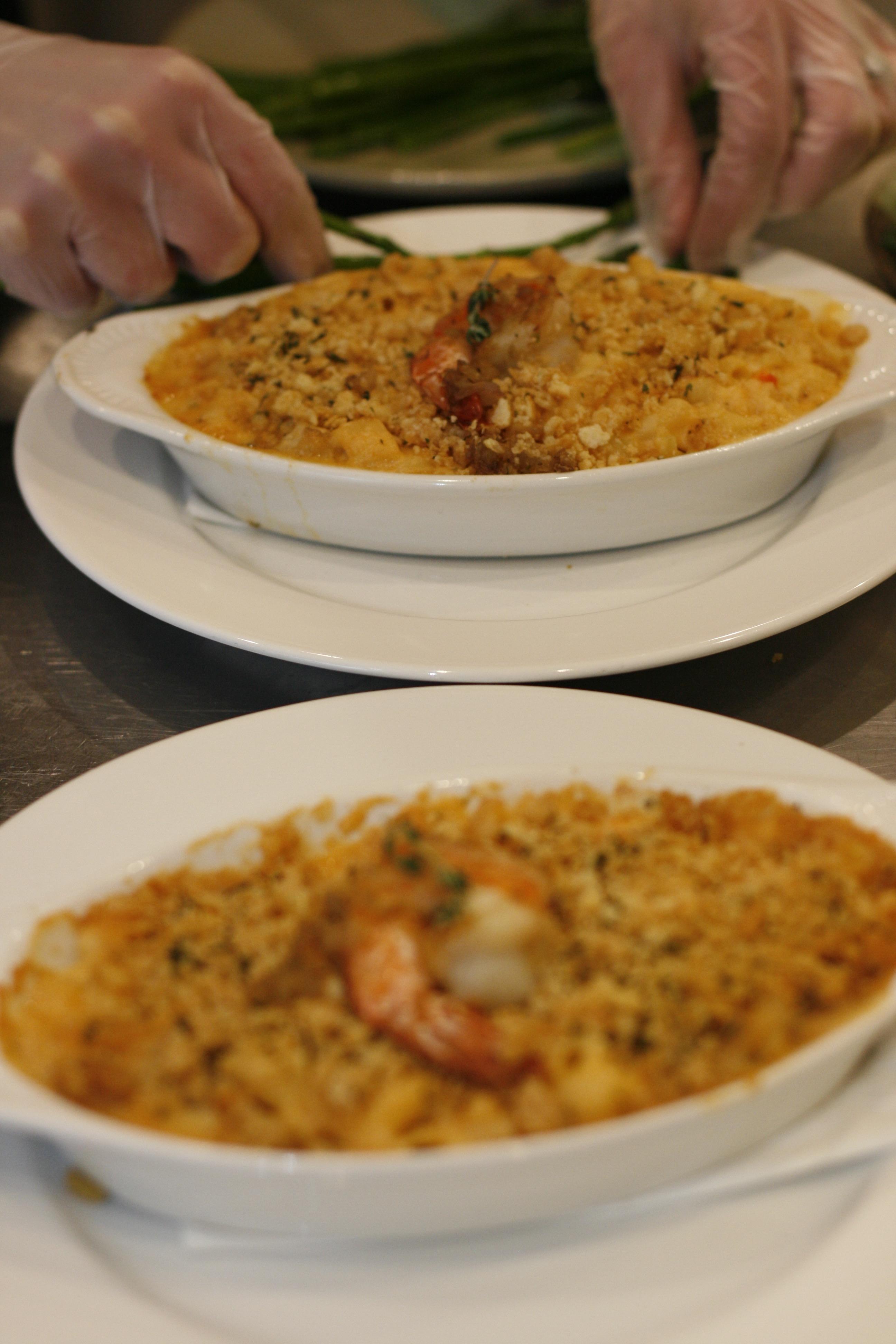Lobster & Shrimp Mac 'n Cheese