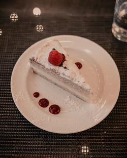 Italian Lemon Layered Cake