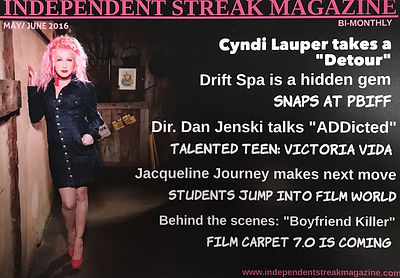 The Independant Streak Magazine May 2016