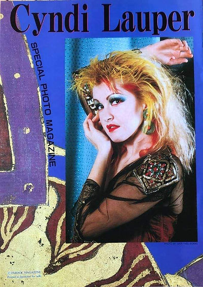 Cyndi Lauper Special Photo Magazine.jpeg
