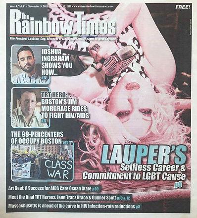 The Rainbow Times Nov 3rd 2011 USA.jpeg