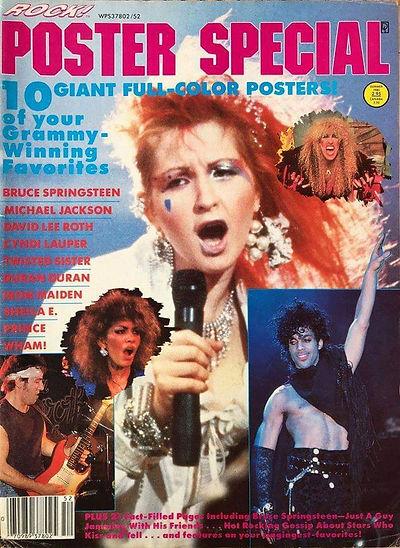 ROCK! Poster Special summer 1985 USA.jpe
