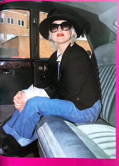 Cyndi Lauper Special Photo Magazine (3).