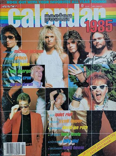 ROCK! Calender Poster 1985 America.jpg
