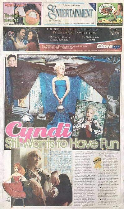 The Philippine Star Feb 2012 Philippines