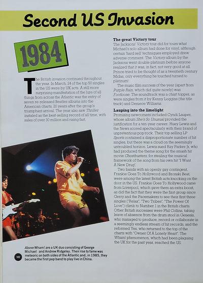 Encyclopedia of Rock & Pop Stars 1985 (1