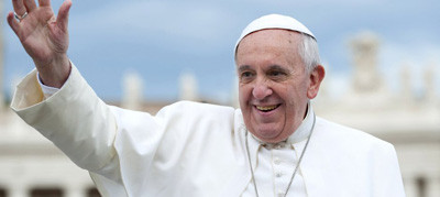 Pope's STUNNING new encyclical