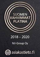 Nil-Group Oy suomen Vahvimmat Platina.jp
