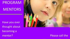 Mentors Needed!