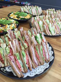 Club platter