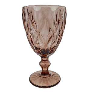 Berry Crystal Glass Goblet Wedding Event Hire Brisbane Gold Coast