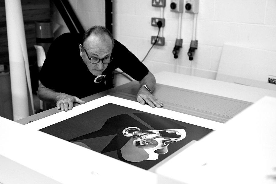 FAQ's about printmaking at Harwood King