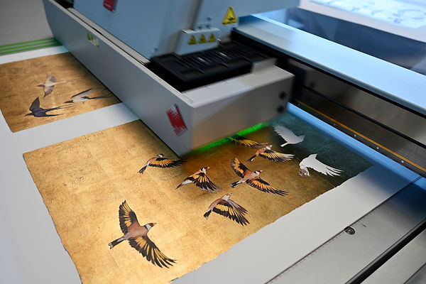 Digital Flatbed Printing
