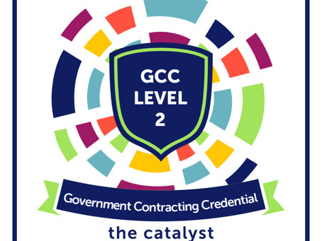 Xyston, Inc. Receives Government Credential Series Level 2 Badge!