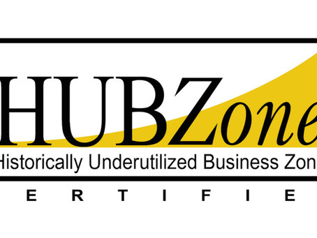 Xyston, Inc. is now HUBZone Certified.