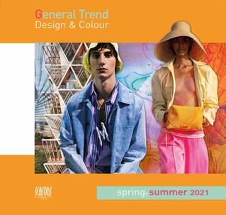 General Trend Design & Colour Spring/Summer 2021