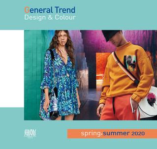 General Trend Design & Colour Spring/Summer 2020