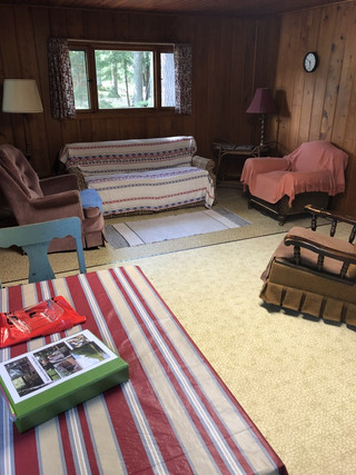 Spruce living area
