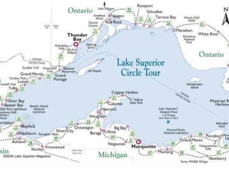 Why It's Called Lake Superior