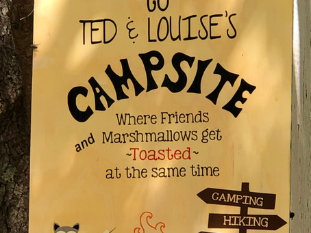 Welcome to Ted & Louise's Campsite!