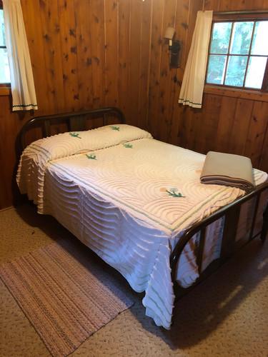 Spruce bedroom #1
