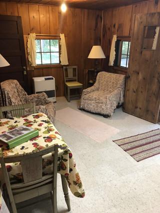 Birch living area