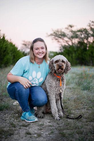 Liza Marie Moon Rebecca Creek Retrievers owner trainer breeder
